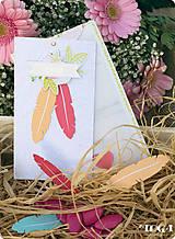 Papier - PPK014 Color Factory Sada papierov 100g/m2 A4, 48 listov farby Ružová / zelený aníz - 7685126_