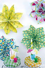 Papier - PPK017 Color Factory Sada papierov 100g/m2 A4, 48 listov Leto - 7685167_