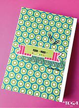 Papier - PPK017 Color Factory Sada papierov 100g/m2 A4, 48 listov Leto - 7685173_