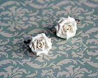 Náušnice - Visiace náušnice z polymérových hmôt, fimo - 7683391_