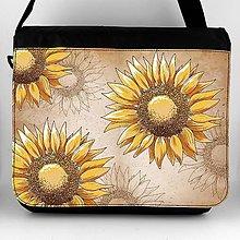 Iné tašky - Taška na plece kvet 04 - 7688590_