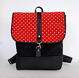 Batohy - Batoh (Red dots) - 7686747_