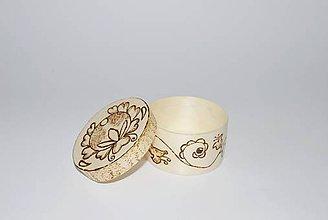 Krabičky - Šperkovnička - 7689426_