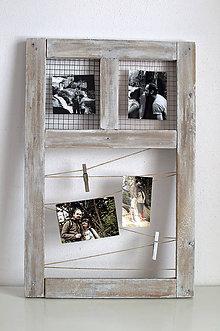 Rámiky - rámik na fotky/ šperky/ dekorácie 3 - 7688424_