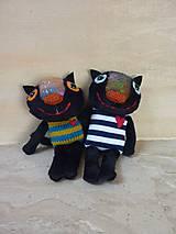 - Malé čierne mačičky - 7688036_