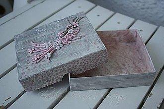 Krabičky - kvetiny z lúky 1 - 7687906_