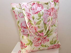 Nákupné tašky - ...pivonky... - 7687093_