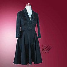 Šaty - Šaty retro štýl - 7688937_