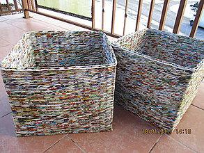 Košíky - Recy - koš - 7688325_