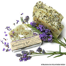 Drogéria - Levandulový květ  - v kompostovatelné folii - 7691727_