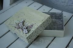 Krabičky - kvietky z lúky 2 - 7693953_