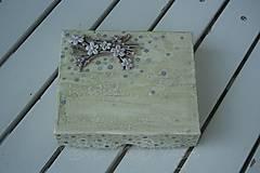 Krabičky - kvietky z lúky 2 - 7693954_