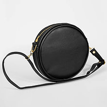 Iné tašky - BLACK CANVAS RING - 7693099_