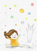 Obrázky - Happy time, akvarel, kresba - 7692182_