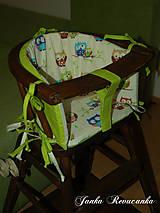Úžitkový textil - ja sedím - 7693928_