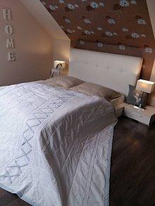 Úžitkový textil - Prehoz na posteľ Old French Dream - 7691888_