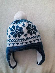 Detské čiapky - detska ciapka - 7691066_