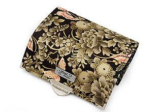 Peňaženky - Peněženka velká - Moth - 7697815_