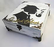 Krabica-Sherlock Holmes