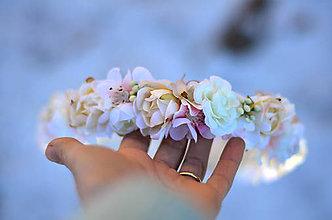 Ozdoby do vlasov - Báseň o ružiach... - 7695812_
