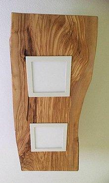 Svietidlá a sviečky - Olivový luster - 7696120_