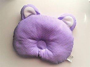Textil - Vankúš proti zležaniu hlavičky - 7698466_
