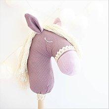 Hračky - Romantický koník - 7696067_