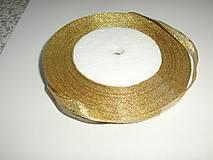 Galantéria - STUHA zlatá 4mm - 7697227_