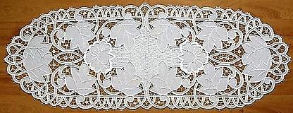 Úžitkový textil - Hrozno, prestieranie - richelieu - 7695324_