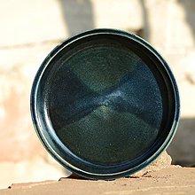 Nádoby - Dezertní talíř 16 cm - Z hlubin Země - 7695974_