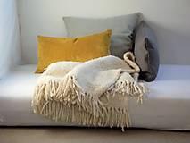 Úžitkový textil - Vankúše 3 ks - 7695461_