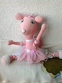 Hračky - Angelina balerina- zľava z 25 eur. - 7696264_