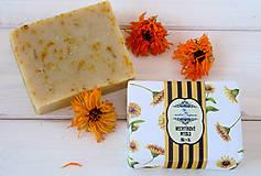 Drogéria - Jemné nechtíkové mydlo s ovseným mliekom (95g) - 7699965_