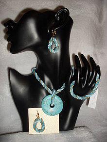 Sady šperkov - Egyptská inšpirácia - 7701075_