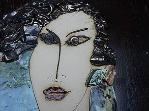 Dekorácie - Keramika, S pohledem.. - 7698863_
