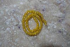 Minerály - Citrín fazetovaný 4mm - 7700193_