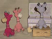 Hračky - Žirafky - 7704708_