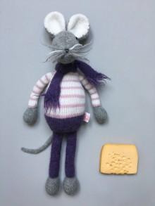 Hračky - myška - 7703513_
