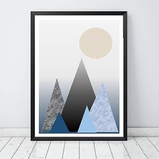 Grafika - Grafika - Mountains - 7702748_