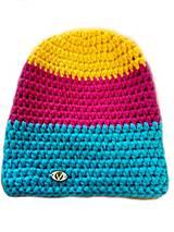 Čiapky - HAPPY Color čiapka - 7702199_