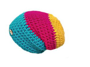 Čiapky - HAPPY Color čiapka - 7702198_