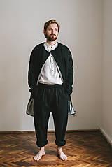 Kabáty - woolen coat for him  - 7705378_