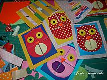 Hračky - sovička - 7703394_