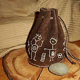 Vrecúško tabakové šamanské