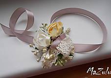 - svadobné náramky vo vintage štýle - 7705956_