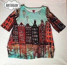 Tuniky - Ó, šaty Amsterdam! - 7706851_