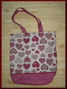 Nákupné tašky - Nakupná taška - 7707375_