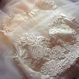 Šaty - Svadobné šaty navrhované a šité na mieru - 7709629_