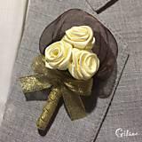 Pierka - Veľké svadobné pierka Elegant - 7708308_