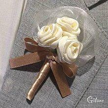 Pierka - Veľké svadobné pierka Elegant - 7707603_